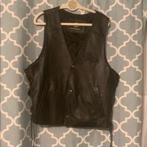 Black Harley-Davidson Vest